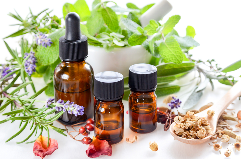 © Tabo80 | Dreamstime.com - Alternative Therapy With Herbs And Essential Oils Photo